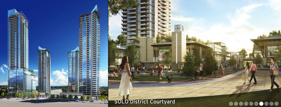 Solo District Courtyard and development