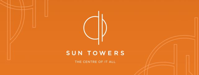 Sun Towers: Metrotown Skytrain Condos