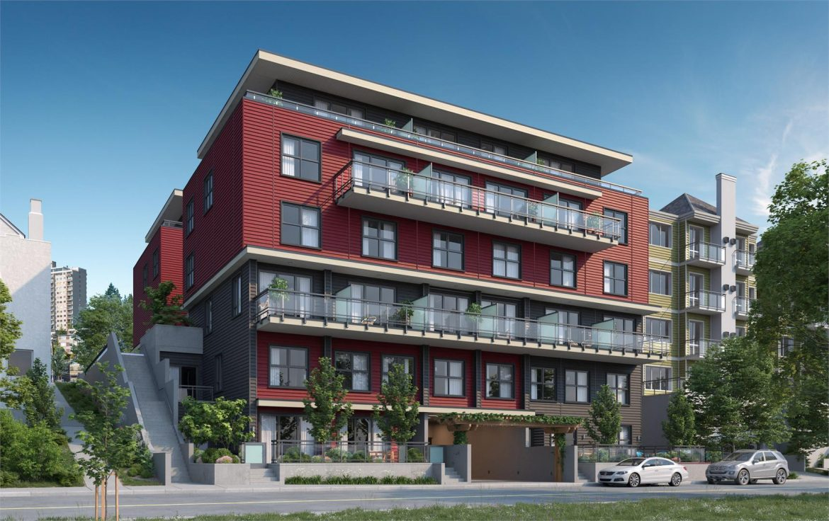 Irving Living New West